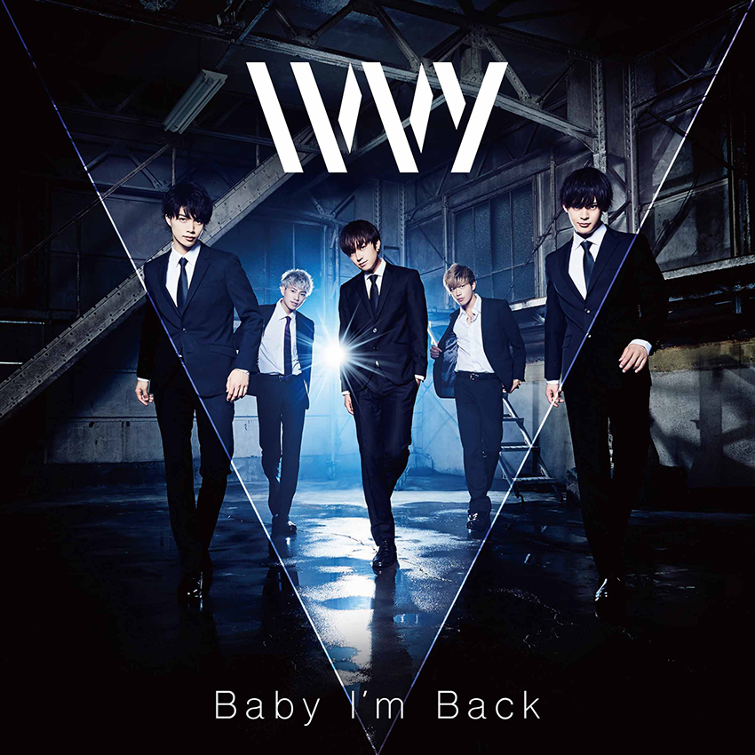 IVVY メジャー1st Single 【Baby I'm back】