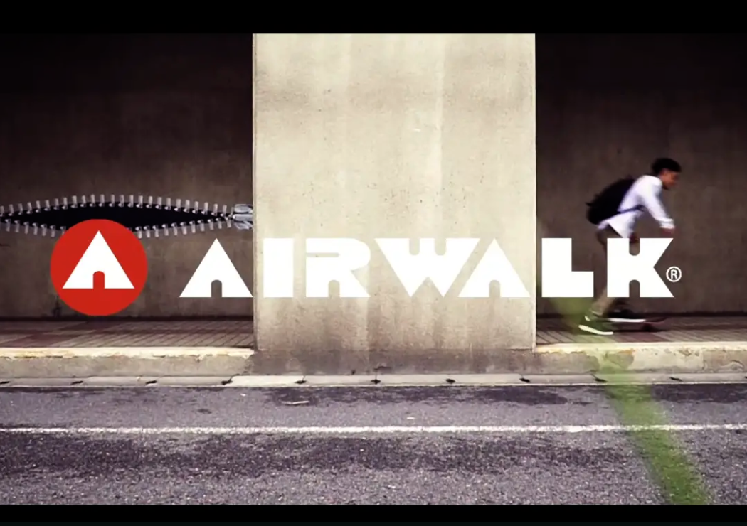 AIRWALK 2018 AW MOVIE