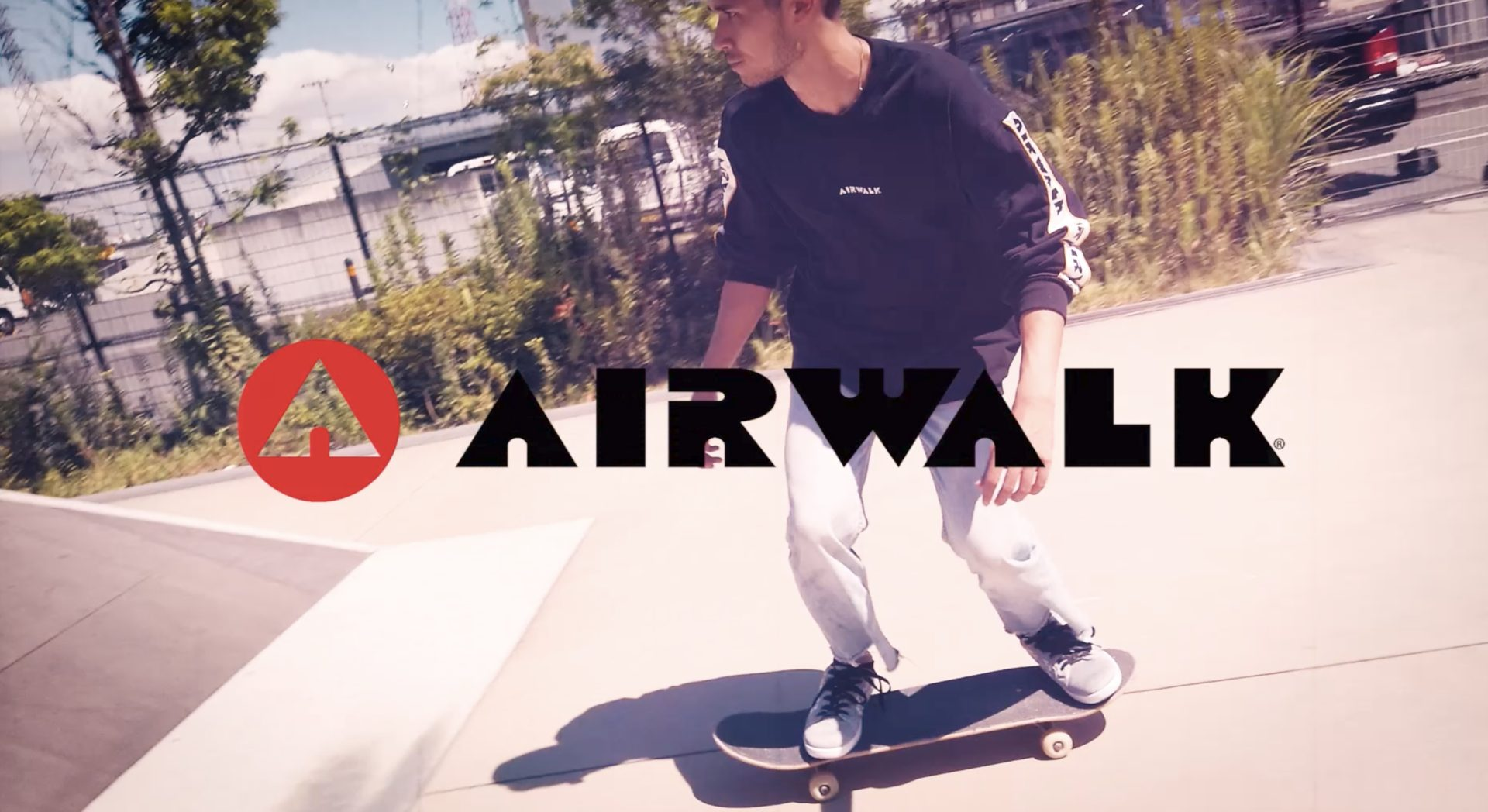 AIRWALK 2019 AW MOVIE